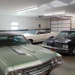 Lower Garage :